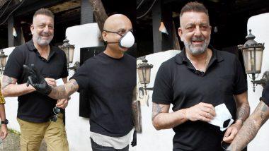 Sanjay Dutt Health Update: काम पर लौटे संजय दत्त, कहा-जल्द हरा देंगे 'कैंसर' को
