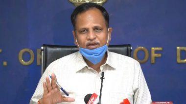 दिल्ली में प्रदूषण से निपटने में जुटी केजरीवाल सरकार, सत्येंद्र जैन ने NCR में चल रहे 11 थर्मल पॉवर प्लांट को बंद करने के लिए केंद्र सरकार को लिखा पत्र