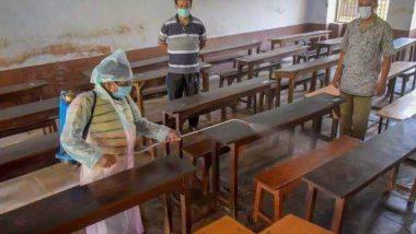 उत्तर प्रदेश: UP सरकार ने 19 अक्टूबर को राज्य भर में कक्षा 9 से 12 तक के स्कूलों को फिर खोलने की दी मंजूरी
