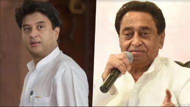 MP By Poll Election 2020: ज्योतिरादित्य सिंधिया का कमलनाथ पर निशाना, कहा-इस व्यक्ति के अहंकार को 3 तारीख को जनता चूर-चूर करेगी; देखें वीडियो