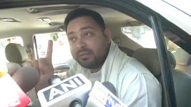 Bihar Assembly Election 2020: बीजेपी के विजन डॉक्यूमेंट पर तेजस्वी यादव का पलटवार, कहा-कोई चेहरा नहीं इसलिए वित्त मंत्री निर्मला सीतारमण ने जारी किया संकल्प पत्र