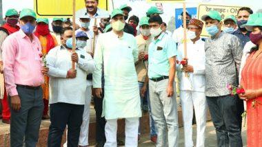 Red Light On, Gaadi Off Campaign: दिल्ली में प्रदूषण की समस्या से मिलेगी निजात, केजरीवाल सरकार ने सभी विधानसभा क्षेत्रों में 'रेड लाइट ऑन, गाड़ी ऑफ' अभियान किया शुरू