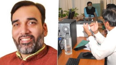 दिल्ली: 'ग्रीन दिल्ली' एप से जुड़े 21 विभाग, सभी विभागों में एक-एक नोडल अधिकारी और एक वरिष्ठ अधिकारी बने प्रभारी