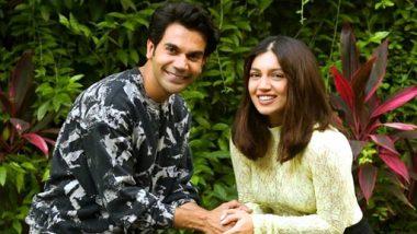 Badhaai Do: राजकुमार राव ने भूमि पेडनेकर के साथ फोटो की शेयर, बधाई दो में साथ आएंगे नजर