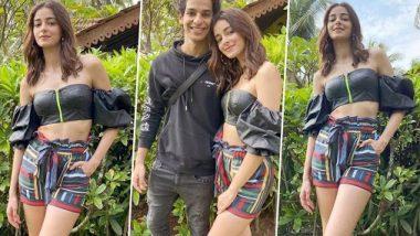 Ananya Panday Hot Photos: फिल्म खाली पीली के प्रमोशन पर दिखा अनन्या पांडे का जबरदस्त लुक, सोशल मीडिया पर हो रहा है वायरल