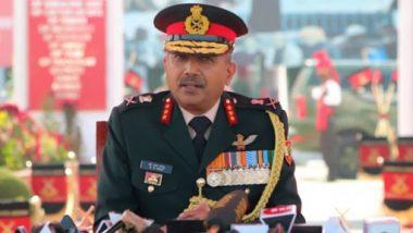 Infiltration in Kashmir: सेना की 15 कोर के GOC लेफ्टिनेंट जनरल बी.एस. राजू बोले- कश्मीर में घुसपैठ की घटनाओं में आई कमी