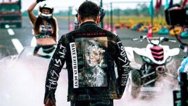 Salman Khan Begins Shooting For Radhe: सलमान खान ने छह महीने बाद शुरू की फिल्म 'राधे' की शूटिंग, लुइस वीटॉन की नहीं बल्कि यह जैकेट पहने नजर आए दबंग खान