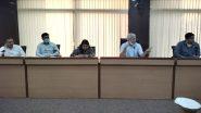 दिल्ली में इलेक्ट्रिक व्हीकल चार्जिंग इन्फ्रास्ट्रक्चर स्थापित करने के लिए स्थानों की पहचान के लिए परिवहन मंत्री कैलाश गहलोत ने  लोगों के साथ की मीटिंग