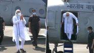Sardar Patel Park: PM Modi गुजरात के दो दिवसीय दौरे पर, सरदार पटेल पार्क के साथ ही कई परियोजनाओं का करेंगे उद्घाटन