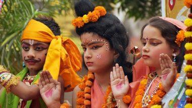 Ram Leela 2020 Live Streaming: अयोध्या में आज से शुरू होगी रामलीला, शाम 7 बजे से DD National पर देखें लाइव