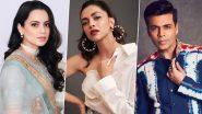 Kangana Ranaut Slams Karan Johar: कंगना रनौत ने गोवा में गंदगी फैलाने को लेकर करण जौहर पर साधा निशाना