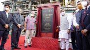 दिल्ली: परिवहन मंत्री कैलाश गहलोत ने HCNG संयंत्र और वितरण स्टेशन का किया उद्घाटन