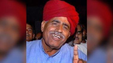 Case Registered Against Kirori Singh Bainsla: कोरोना के नियमों का उल्लंघन करने का आरोप,  गुर्जर नेता किरोड़ी सिंह बैंसला समेत 32 लोगों के खिलाफ केस दर्ज