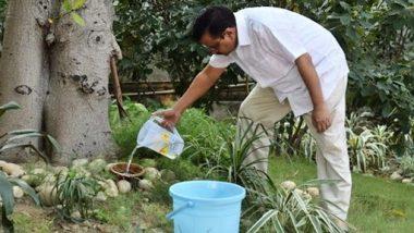दिल्ली: डेंगू विरोधी अभियान  में व्यापारियों ने बढ़-चढ़ कर लिया हिस्सा, सीएम अरविंद केजरीवाल ने की तारीफ