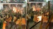 Andhra Pradesh Banni Festival 2020: धारा 144 लागू होने के बावजूद कुरनूल जिले में बन्नी उत्सवम में इकठ्ठा हुए हजारों लोग, 50 घायल