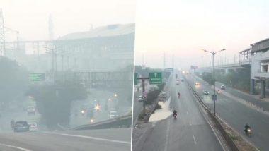 Delhi Air Pollution: दिल्ली में प्रदूषण का कहर जारी, आज सुबह वायु गुणवत्ता 'बहुत खराब' श्रेणी में मापी गई