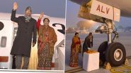 वीवीआईपी Air India One विमान से राष्ट्रपति रामनाथ कोविंद चेन्नई रवाना, तिरुपति वेंकटेश्वर स्वामी मंदिर में करेंगे पूजा अर्चना