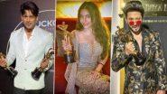 Gold Glam & Style Awards 2020 Winners List: सिद्धार्थ शुक्ला, सुरभि चंदना, धीरज धोपर ने मारी बाजी, देखिए पूरी विनर लिस्ट