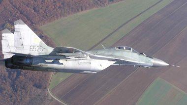 MiG-29 Crash: अरब सागर में मिला लापता कमांडर निशांत सिंह के दुर्घटनाग्रस्त मिग-29 का मलबा, उनकी खोज जारी