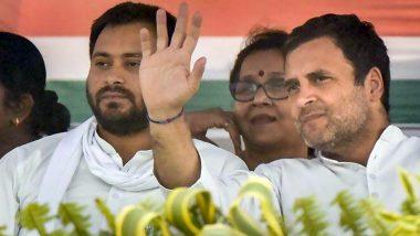 Bihar Elections 2020: कांग्रेस के फ्लॉप परफॉरमेंस से बिहार में कमजोर हुई तेजस्वी यादव की सरकार बनाने की लड़ाई?