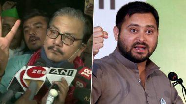 Bihar Assembly Elections Results 2020: रुझानों को आरजेडी नेता मनोज झा ने नकारा, बोले-200 फीसदी महागठबंधन की सरकार बनेगी