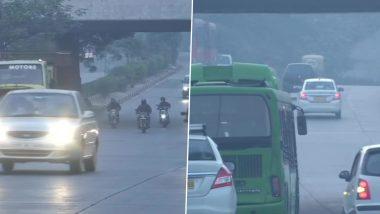 Delhi Air Pollution: कोरोना संकट के बीच दिल्ली में वायु गुणवत्ता फिर खराब, कई जगहों पर AQI 290 के पार