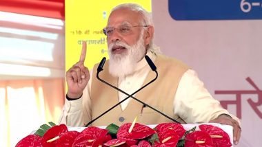 Dev Deepawali 2020: पीएम मोदी ने काशी से देश व दुनिया को शांति और सौहार्द का दिया संदेश