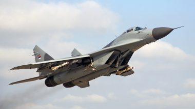 MiG-29K Fighter Crash: अरब सागर में क्रैश हुआ MiG 29 का ट्रेनर प्लेन, एक पायलट मिला दूसरे की तलाश जारी
