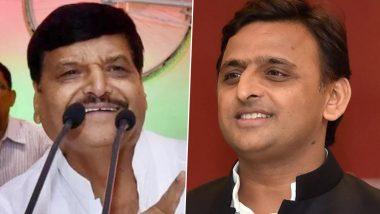 Up Assembly Elections 2022: योगी सरकार के खिलाफ, अखिलेश और शिवपाल सिंह यादव की पार्टी  2022 चुनाव के लिए करेगी गठबंधन