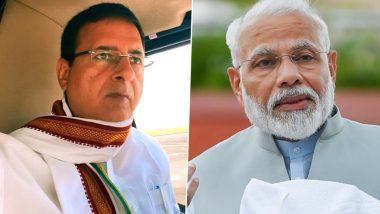 Randeep Surjewala Attacks BJP Govt: महंगाई और कोरोना को लेकर रणदीप सुरजेवाला का बीजेपी सरकार पर निशाना, कहा-किसान फसल बीजने की तैयारी कर रहा है और तानाशाह भाजपा दाम बढ़ा रही है