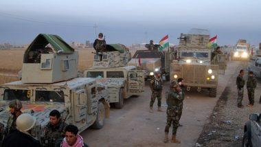 अमेरिका ने अफगानिस्तान और इराक में अपने सैनिकों की संख्या कम करने की घोषणा की