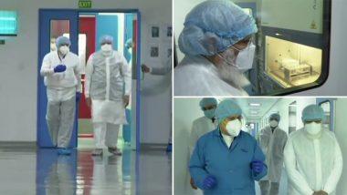 Covid-19 Vaccine Updates: अहमदाबाद में जायडस बायोटेक के प्लांट पहुंचे PM मोदी, कोरोना वैक्सीन की ली जानकारी