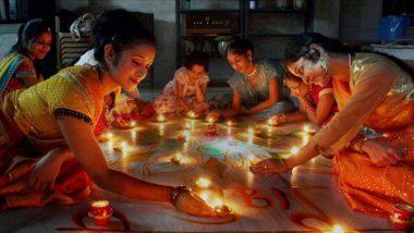 Diwali 2020: COVID-19 पाबंदियों के बीच देशभर में हर्षोल्लास के साथ मनाई गई दिवाली