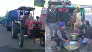 Delhi Chalo' Protest: दिल्ली में लंबी लड़ाई की तैयारी में किसान, 6 तक महीनों का राशन साथ लेकर निकलें