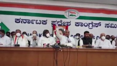 Congress Infighting: हाईकमान के बचाव में उतरे मल्लिकार्जुन खड़गे, बोले- आलोचना करने वाले पार्टी कर रहे हैं कमजोर