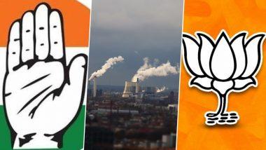 Pollution in India: देश में बढ़ते प्रदुषण को लेकर कांग्रेस का केंद्र पर निशाना, कहा-बीजेपी ने पर्यावरण के संरक्षण के लिये नहीं बनाई एक भी नीति