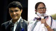 सौरव गांगुली को लेकर बड़ी खबर, पश्चिम बंगाल विधानसभा चुनाव में ममता के खिलाफ हो सकते हैं बीजेपी का चेहरा?
