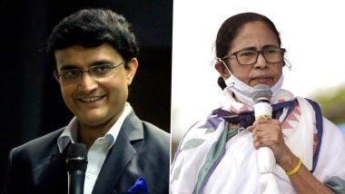 Sourav Ganguly Health Update: सौरव गांगुली से मिलने अस्पताल पहुंची सीएम ममता बनर्जी, पूछा हालचाल