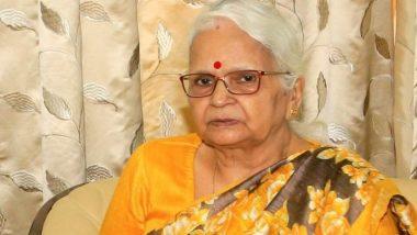 गोवा की पूर्व राज्यपाल मृदुला सिन्हा के निधन पर पीएम मोदी, अमित शाह और जेपी नड्डा ने जताया दुख