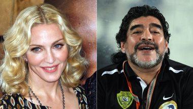 Madonna Trends: माराडोना के निधन के बाद ट्विटर पर मैडोना को श्रद्धांजली देने में जुटे लोग, देखिए विचित्र Tweets