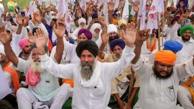 Farmers Protest: मांगे पूरी होने के बाद किसानों ने हरियाणा के थानों के बाहर धरना प्रदर्शन रद्द किया