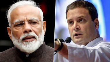 भारत में 'कोरोना' विस्फोट पर राहुल गांधी का ट्वीट- 'शमशान और कब्रिस्तान दोनों... जो कहा सो किया'