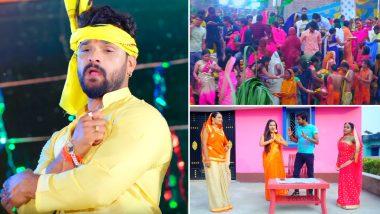 Chhat Puja 2020: खेसारी लाल यादव का नया छठ गाना 'जाई देवर जी दउरा ले आई' हुआ वायरल, 10 लाख से अधिक बार देखा गया
