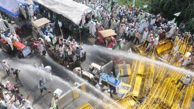Farmers Protest: किसानों के प्रदर्शन को लेकर BJP अध्यक्ष जेपी नड्डा के घर पर अहम बैठक, गृहमंत्री अमित शाह, रक्षामंत्री राजनाथ सिंह और कृषि मंत्री नरेंद्र सिंह तोमर शामिल