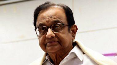 कांग्रेस के वरिष्ठ नेता पी. चिदंबरम ने किसानों के मुद्दे को लेकर पीएम मोदी पर बोला हमला