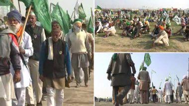 Farmers Protest: गृहमंत्री अमित शाह के प्रस्ताव को प्रदर्शनकारी किसानों ने ठुकराया, बोले कोई शर्त मंजूर नहीं