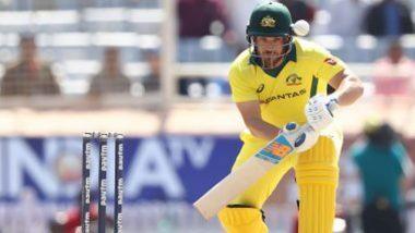 Ind vs Aus 1st ODI 2020: ऑस्ट्रेलियाई खिलाड़ियों की तूफानी बल्लेबाजी, भारत को मिला 375 रन का बड़ा लक्ष्य