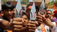 कर्नाटक में बजरंग दल ने बुलाया बंद, बढ़ाई गई सुरक्षा