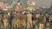 Delhi Chalo March: किसानों को दिल्ली में मिली इंट्री, निरंकारी ग्राउंड पर जाने की परमिशन पुलिस ने दी
