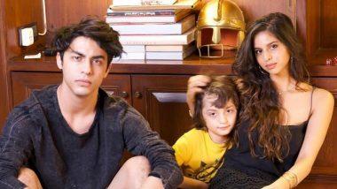 Aaryan Khan Birthday: गौरी खान और सुहाना खान ने आर्यन खान को दी जन्मदिन की बधाई